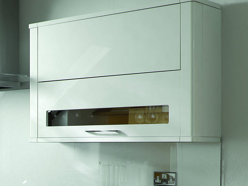 Porter Gloss White High Gloss Kitchen Doors At Discount Prices Trade Save K