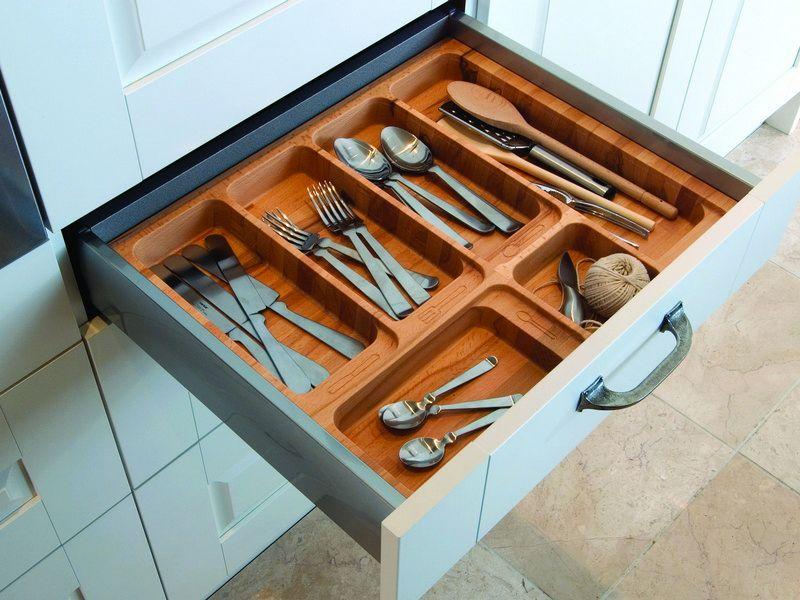 Cutlery Trays Blum Tandem Cutlery Insert 600mm Unit
