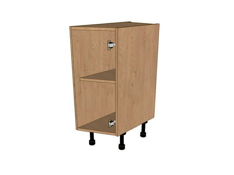 Fitzroy Paint To Order 275mm Highline Angled Base Unit RH 296 Door