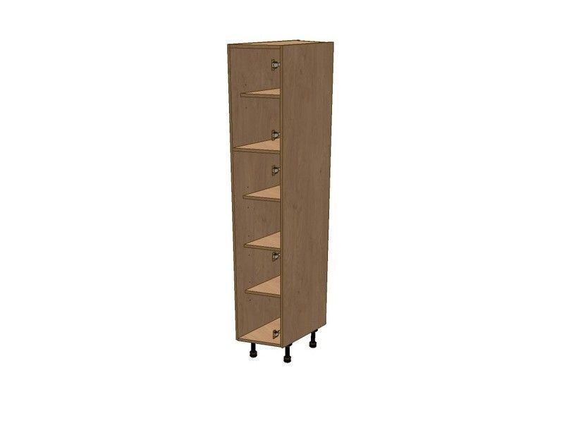 450mm Angled Larder Unit RH 1825mm High 496 Doors