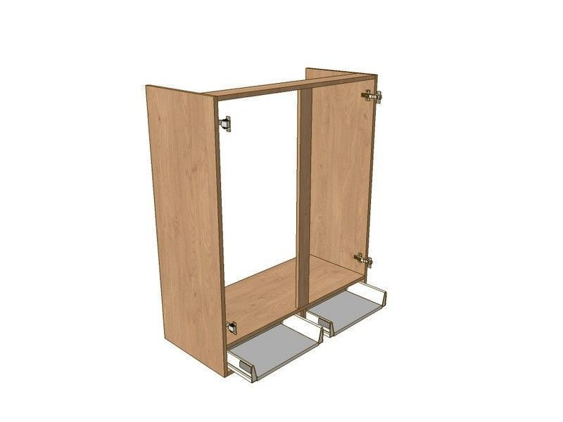 1000mm Boiler Dresser Unit 2 Drawer To Suit 720mm Wall Units