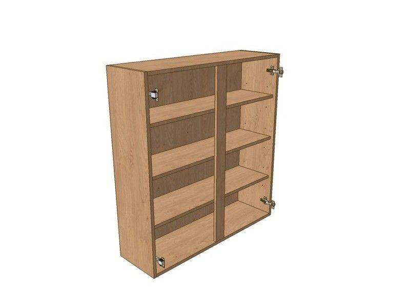1000mm Dresser Unit To Suit 575mm High Walls
