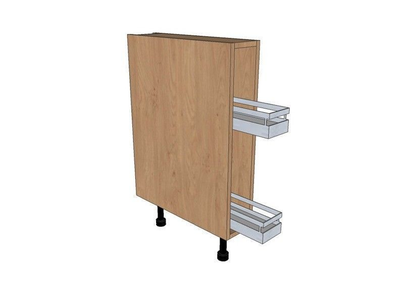 150mm Base Unit With Classic Pull Out