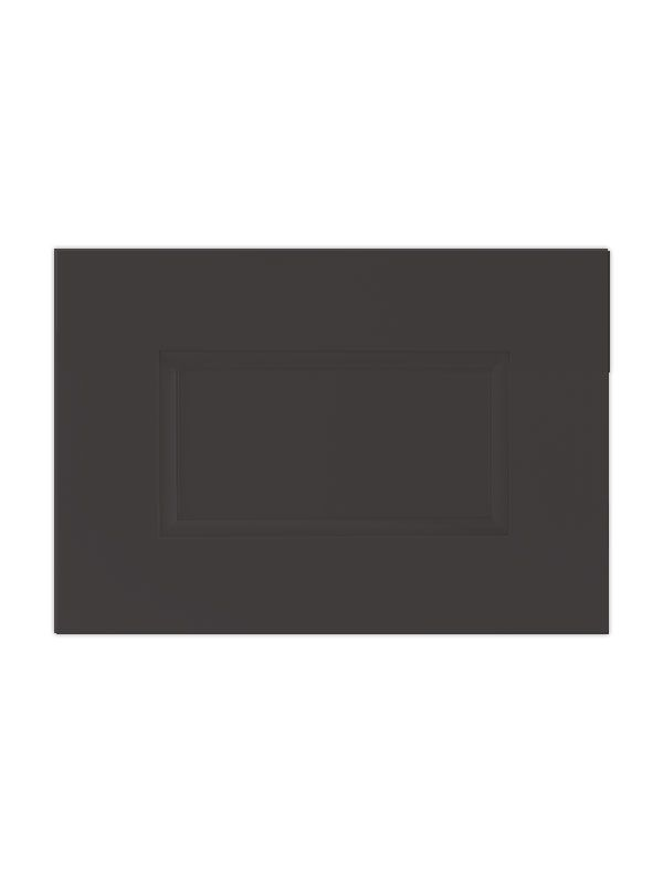 355x497mm Mornington Beaded Graphite Pan Drawer