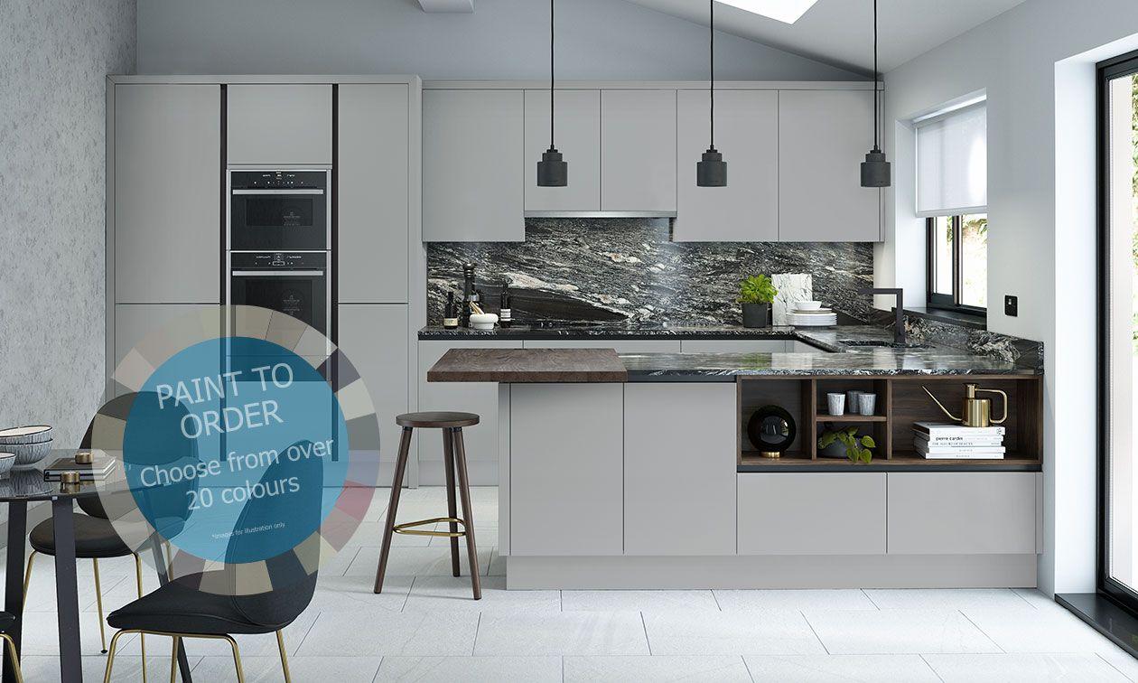 139x897mm Porter Matt Paint To Order Drawer - DIY Kitchen Doors