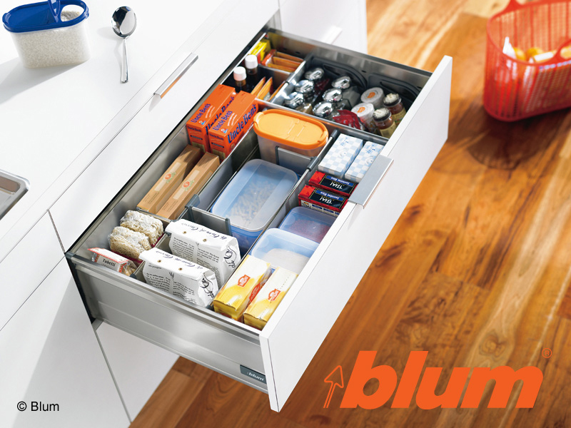 Blum Drawer soft close drawer