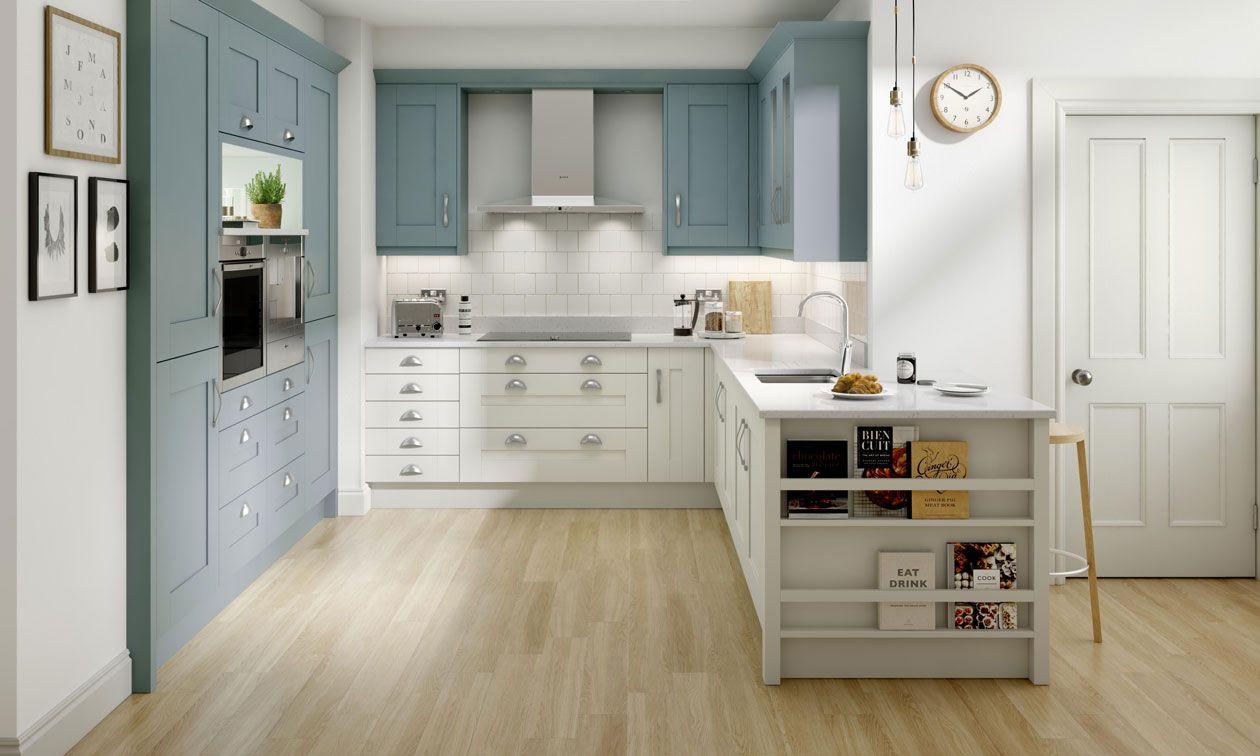Milbourne Porcelain Kitchens Classic Kitchens Trade Save
