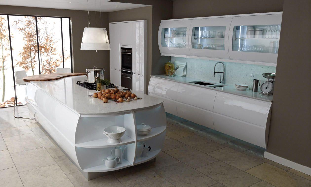 Remo Gloss White Kitchens & High Gloss Kitchens